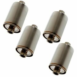 AC Delco Set of 6 Fuel Filters Gas New for Chevy Le SET-ACGF652F-6