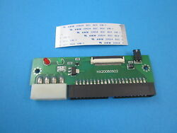 Adapter 1.8 Zif Ce To 3.5'' Ide Hdd Adapter +flex Cable 40-pin
