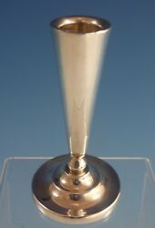 Juventino Lopez Reyes Mexican Sterling Silver Candlestick 2100