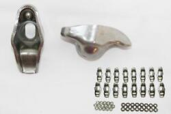 Chevy 262-400 Stamped Steel Nitro-carburized Long Slot Rocker Arms 1.6 X 3/8