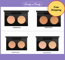 New Mac Studio Finish Concealer Duo Nw25/nc30 Or Nw40/nc45 Pick One