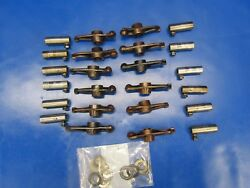 Continental 0-470-m Rocker Shafts And Rocker Arms - Low Time 0118-112