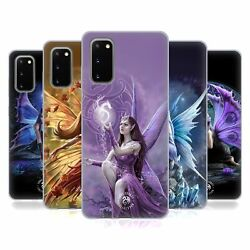 Official Anne Stokes Fairies Soft Gel Case For Samsung Phones 1