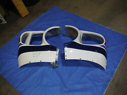 Cessna P210 Lh And Rh Nose Bowl P/n 2152004-1 13 And 2152004-2 14 0214-48