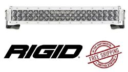 Rigid Industries Rds Series Pro 20 Led Curved Light Bar - Spot / White Body