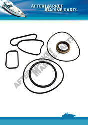 Volvo Penta Gasket Kit For Lower Gear Unit Sx-a Replaces 3888821