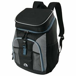 Igloo Backpack Maxcold Coolers Soft Cool Crush Leak Resistant Padded Straps