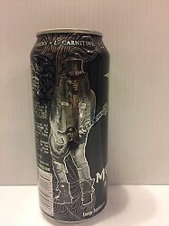 Monster Energy Drink Limited Edition Slash Can. Empty Collectors Can