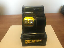 Uncle Sam Three Coin Register Bank