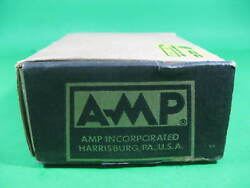 Amp Punches And Dies Precision Tool -- 69653 -- New