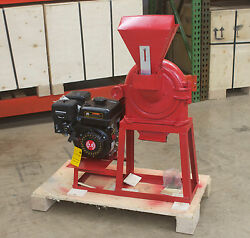 Fine Grinder Universal Mill 9 6.5hp Gasoline Power. Usa In Stock. Free Shipping
