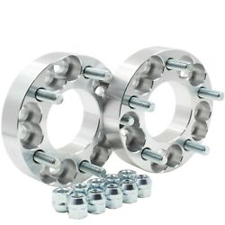 4 Dual Drilled 5x4.50 5x4.75 To 5x4.5 Wheel Spacer Adapters 1.25 Thick