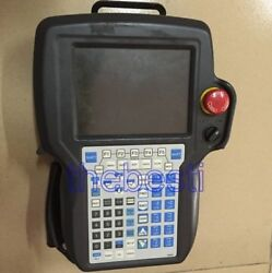 1 Pc Used Fanuc A05b-2518-c304emh Teach Pendant In Good Condition