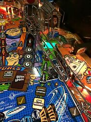 Sewer Light For Junkyard Pinball - Interactive With Game Play