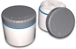 EXCESS INVENTORY of SMALL PLASTIC ORGANIZING CONTAINERS