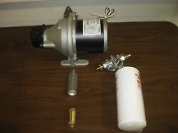 Waste Oil Furnace Pump And Filtering System Wedco/ Sunfire/clean Burn/