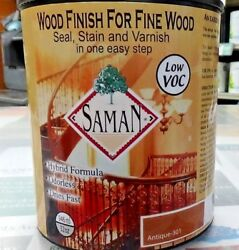 Saman Wood Stain For Fine Wood Antique-301946ml