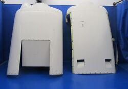 Beech Baron 58p Complete Rh Engine Cowling P/n 102-910018-216 0318-288 A And B