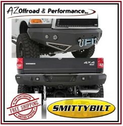 Smittybilt M1 Front 612800 And Rear 614800 Bumpers For 06-09 Dodge Ram 2500 3500