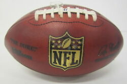 Dallas Cowboys Vs Miami Dolphins Nfl 2013 Hall Of Fame Game Used Football