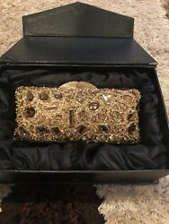 crystal evening bags $179.00
