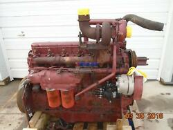 Allis Chalmers D3500t 426t Engine Complete Mechanics Special Running Core