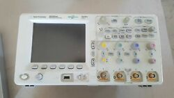 Agilent / Mso6034a 300 Mhz 4 Channel Mixed Signal Oscilloscope Without Cables