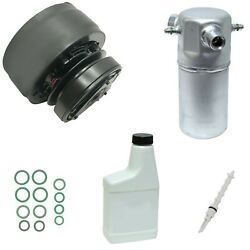 RYC Remanufactured Complete AC Compressor Kit KT BE08