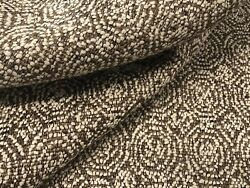 Travers Geometric Tiled Upholstery Fabric- Beaufort / Cocoa 2.50 Yd 44096-895