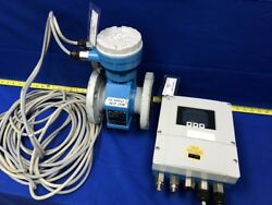 Endress+hauser 50w80-ul0a1ac5bbaa Promag W Electromagnetic Flowmeter And Promag 50