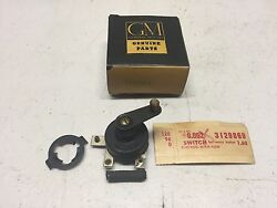 Gm 3129869 1951-52 Chevy Heater Switch Nos
