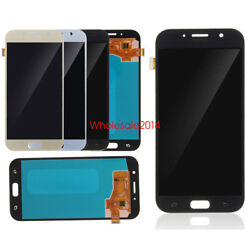 Lcd Display+touch Screen For Samsung Galaxy A7 2017 A720 Sm-a720f/ds 3 Colors Us