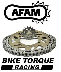 Suzuki Sv650s K7-l0 With Abs 07-10 Afam Track Day Chain And Sprocket Kit