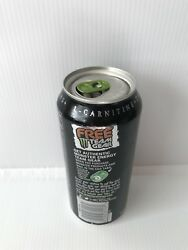 Monster Energy Drink Team Gear Promo Can Rare Collectors Can. Top Open