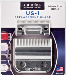 Andis Us-1 And Lcl Carbon Blade Envy And Beauty Master 66240 Upc 040102662409