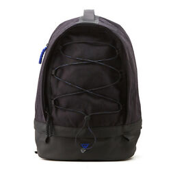 Armani Jeans Mens Womens Black BackPack Polyester Polymaide 932167 7A935 00020