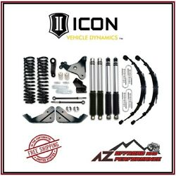 Icon 7 Suspension System Stage 2 For 2005-2007 Ford F250 F350 Super Duty
