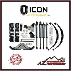 Icon 7 Suspension System Stage 3 For 2005-2007 Ford F250 F350 Super Duty