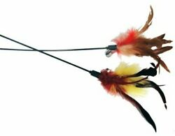 Imperial Cat Cat Toy Feather Wand