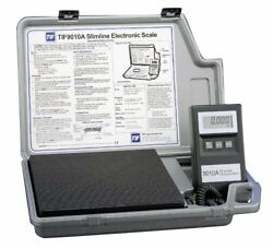 Robinair TIF9010A Slimline Refrigerant Electronic ChargingRecover Scale Scales