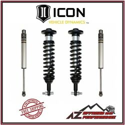 Icon 0-3 Suspension System Stage 1 For 2014 Ford F150 2wd