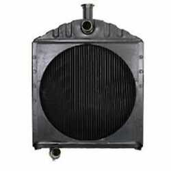 Radiator Compatible With Massey Harris 44 763554m91
