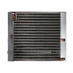 Condenser With Oil Cooler Compatible With Ford Tw30 Tw35 8730 D8nn19n656ab