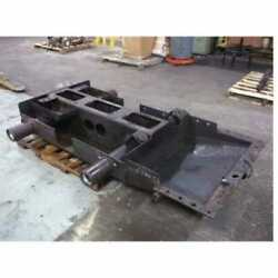Used Main Frame Lower Compatible With Bobcat 853 6578976