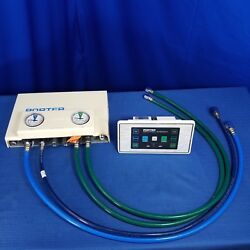 Porter Sentinel System Nitrous Oxide Manifold Control Panel Tubing 50and039 Cable
