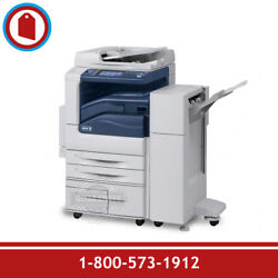 Xerox WorkCentre 7855 Copier For Sale  Very Little Use