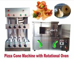Pizza Cone Forming Making New Maker Machine Commercial With Rotational Pizza Ef