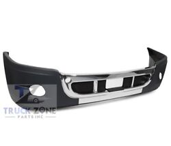 Freightliner Cascadia 2008-2017 Whole Bumper With Hole Chrome Pickup Chicago Il