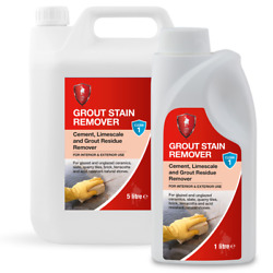 Ltp Grout Stain Remover Cement Limescale And Grout Residue Cleaning Agent