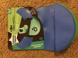 Tommee Tippee Explora Easi Roll Bib Blue and Green 2 Count